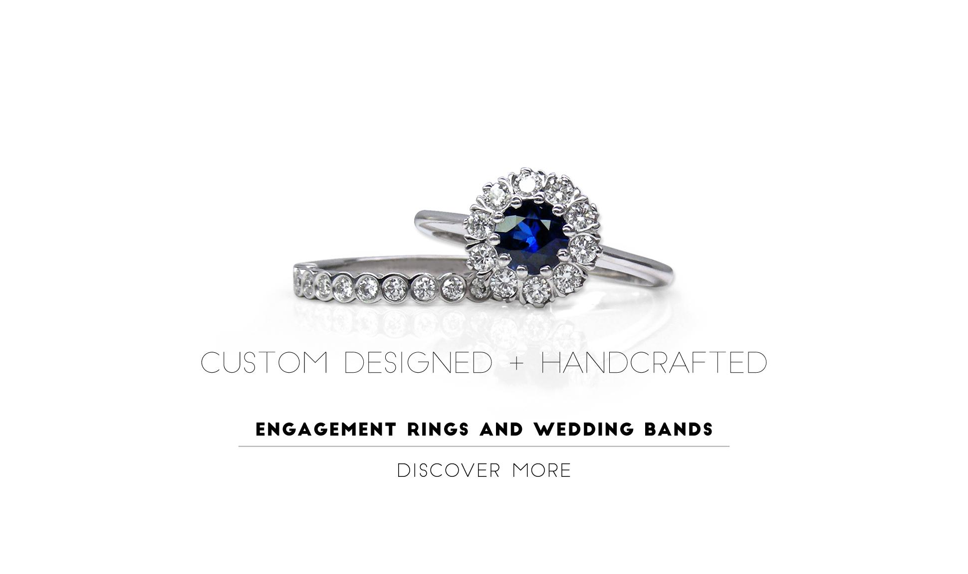 18Karat's Toronto Custom Jewellery, Custom engagement rings and wedding bands